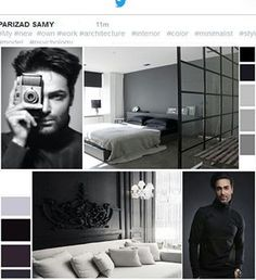 #part1 I'll show you:how life with #colors and  the right #palette  of colors and  #psychology colors and #minimalist style is  #luxurious and beautiful. My new ownwork : Colors #results in a minimalist #style (#fashion - #interiordesign decoration) ----------------- model: #babakrahimi __________  #homecomings #extrior #architecture #phdlife #designer#photography #house #awesome #artist  #genius  #home #interior2you #interior2all  #IndustrialDesign #dresses #top #makeup  By using color and…