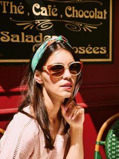 Joséphine - Lunetist - lunettes vintage