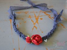 Shop for on Etsy, the place to express your creativity through the buying and selling of handmade and vintage goods. Braided Headbands, Crochet Necklace, Braids, Trending Outfits, Unique Jewelry, Handmade Gifts, Etsy, Vintage, Crochet Collar