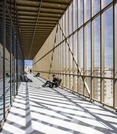 Gallery of Cultural Center Alb'Oru / Devaux & Devaux Architectes + atel'erarchitecture - 2