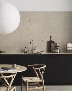 Scandinavian minimalist kitchen by Pella Hedeby for Bricmate Estilo Interior, Interior Desing, Interior Styling, Interior Inspiration, Stil Inspiration, Danish Interior Design, Interior Ideas, Pella Hedeby, Country Look