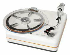 Digital Drops: Vestax Guber CM-02: Toca-Discos com USB e Muito Estilo | e-Reality