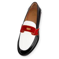8eb29bdd4dd Monono Flat Version Black Patent Leather - Men Shoes - Christian Louboutin