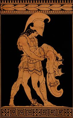 Achilles-and-Pentheselia-greek-vase
