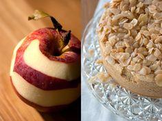 Mimi's Fairy Cakes: Apfel-Cidre-Torte mit Bienenstich