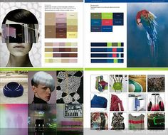 Color Trends FW12 Pantone