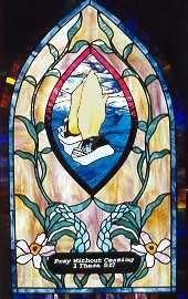 Stained Glass Windows For Churches