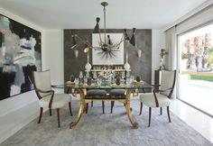 Christopher Kennedy Compound, Dining Room | Modernism Week, Palm Springs 2015 | Nancy Price Interior Design