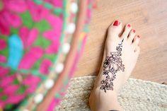 Taller de Henna en Estudio Varali #henna #natural #foothenna #hennadesign #design #mehndi