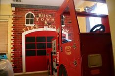 Busy Town Firestation!!