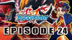 [Episode 24] Future Card Buddyfight X Animation