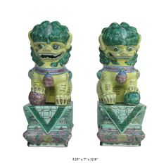 Chinese Feng Shui Good Luck Foo Dog Statues  http://stores.ebay.com/Golden-Lotus-Antiques-And-Furniture/_i.html?_nkw=foo+dog&submit=Search&_sid=53590004  Golden Lotus Antiques Antiques  2049 S. El Camino Real San Mateo, CA 94403 Tel: 650-522-9888