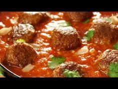 Ces boulettes de viande à la mozzarella raviront petits et grands ! - YouTube