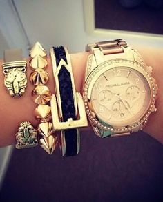 Jewelry Crush! Accesorize Your Arms