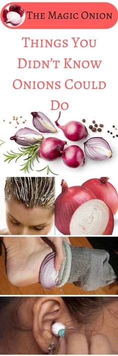 The Magic Onion: Things You Didn't Know Onions Could Do – Natural Cures Team