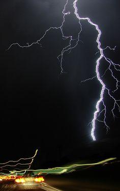 lightning strike / Flickr - Photo Sharing!