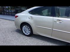 2015 Lexus ES 350 Jacksonville St Augustine Ponte Vedra Palm Valley Fernandina Beach FL JU06838