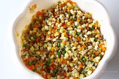 Salata de boeuf - rețetă pas cu pas | Laura Laurențiu Sprinkles, Vegetables, Food, Salads, Essen, Vegetable Recipes, Meals, Yemek, Veggies