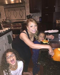 Too Cute!: Mariah Carey Shares a Sweet New Snapshot of Twins Moroccan and Monroe — See the Pic!