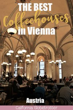A Delicious Guide for Coffee & Cake in Vienna - AUSTRIA Inspiration- A Delicious Guide for Coffee & Cake in Vienna A Delicious Guide to Coffee & Cake in Vienna, Austria Top Europe Destinations, Europe Travel Tips, Budget Travel, Travel Ideas, Europe On A Budget, Austria Travel, Vienna Austria, Culture Travel, Coffee Cake