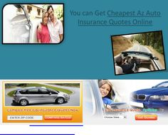 It's remarkable how much you can minimize your vehicle insurance if you are prepped to shop around and if you are seeking inexpensive auto insurance in arizona now there is no better place to begin with cheapAutoInsuranceCenter.net, We offer a few of the lowest prices about and you additionally wear your own devoted representative when you become our client.