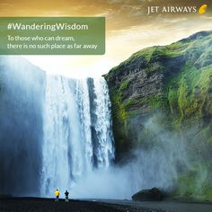 Which destination is on your wishlist? #WanderingWisdom
