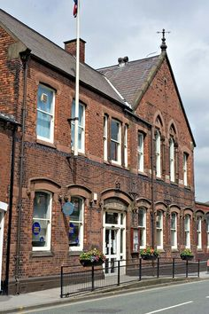 Ashton-in-Makerfield Town Hall, Greater Manchester
