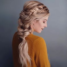 Gorgeous braided Hairstyles - braided updo, updo hairstyle, braids ,bridal hairstyles #updo #braids