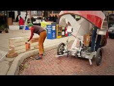 the future people envisions human-powered vehicles at NAIAS 2015