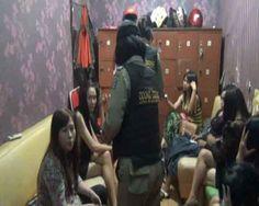 Razia Karaoke, Polisi Amankan Cewek Pemandu Lagu