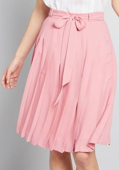 3e9e5831c8 25 Best Pink Pleated Skirt images in 2017   Pleated skirt outfit ...