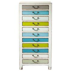 Cabinet  - Aquarelle