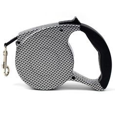 Automatic Retractable LED Harness Dog Collar