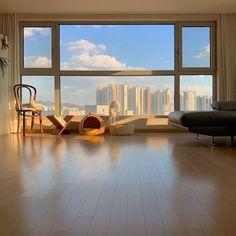 new york city apartment Apartment View, Dream Apartment, Home Interior Design, Interior And Exterior, Ideas Terraza, Aesthetic Room Decor, Sky Aesthetic, Dream Rooms, House Rooms