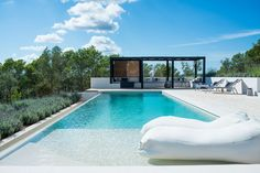 VILLA MIYAKE a breathtaking, sophisticated villa located in Santa Gertrudis.
