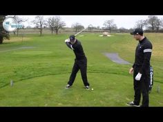 FAST HIPS FOR STRAIGHT GOLF SHOTS - YouTube