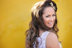 Emma what a stunning bride! - null