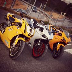 Ducati 899 panigale and 749 and 848