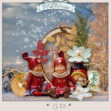 Cu set 113 Christmas by MLDesign #CUdigitals cudigitals.comcu commercialdigitalscrapscrapbookgraphics #digiscrap