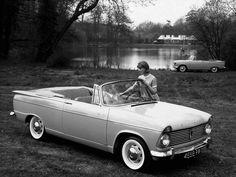 Hillman Super Minx Convertible '1962–64