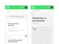 Short stories mobile