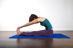 Hold these powerful poses for 15 seconds each to instantly brighten your mood and re-energize.