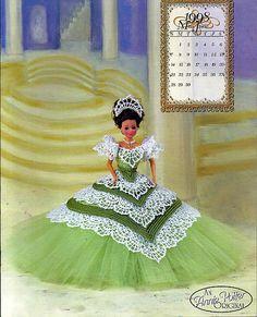 The Royal Wedding Master Crochet Series 1998 by grammysyarngarden, $12.00