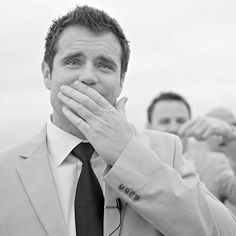 Emotional Grooms' Reactions - Wedding-Day First Look | Wedding Planning, Ideas & Etiquette | Bridal Guide Magazine