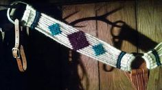 Handmade 100% mohair cinches & breast collars, find me on Facebook to order yours! Arrow S Cinches