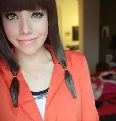 Lila cosplay