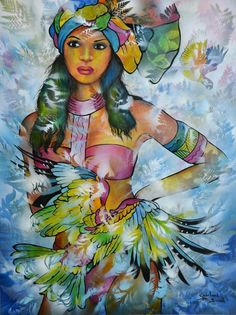 Jeannette Guichard-Bunel peintures