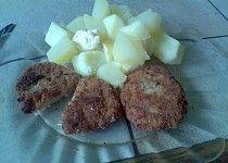 Karbanátky z patizonu Mashed Potatoes, Ethnic Recipes, Food, Whipped Potatoes, Smash Potatoes, Eten, Meals, Shredded Potatoes, Diet