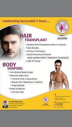 Hair transplant in ahmedabad, hair transplant in gujarat Fue in ahmedabad