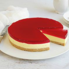 Say jello to our little Jelly Cheesecake by Snitzal friend.